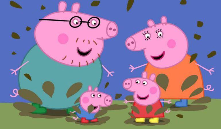 Peppa Pig estará todo el puente con su espectáculo en la Cubierta de Leganés
