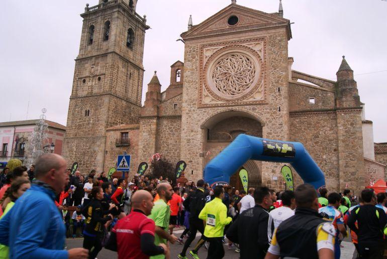 Este viernes se celebra la popular Vuelta al Casco Antiguo