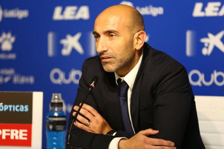 El Pitu ofreció la previa del partido contra Las Palmas.
