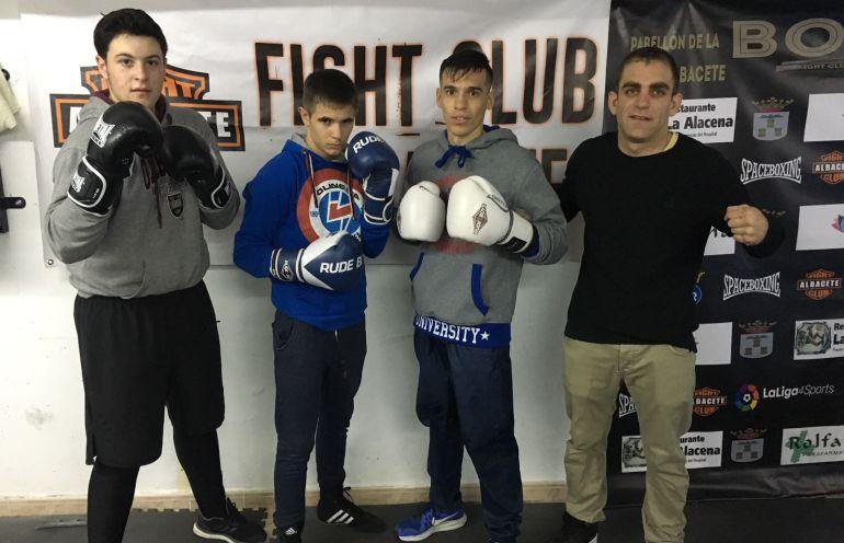 El Fight Club participará en el Campeonato de España de Clubes