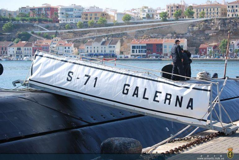 El Gobierno destina más de 43 millones para la revisión del submarino Galerna