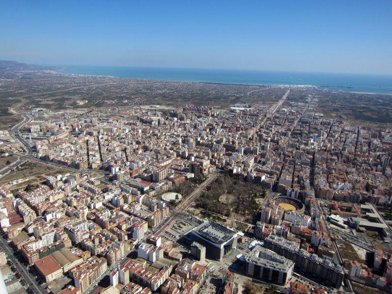 Plan General de Ordenación Urbana: El Plan General de Castellón identifica 17 áreas de regeneración urbana en la ciudad