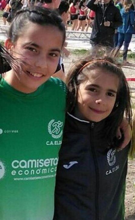 Beatriz y Candela
