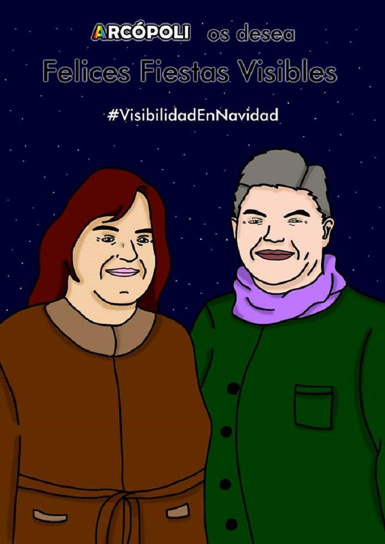 Arranca la campaña #VisibilidadEnNavidad