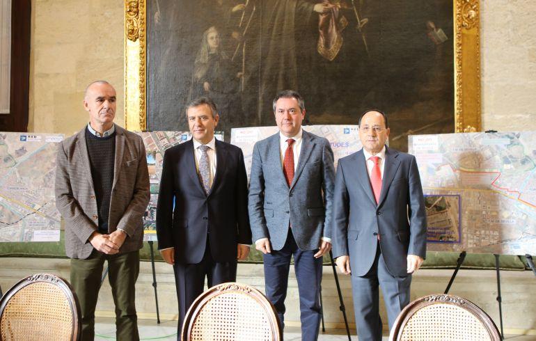 REE y Endesa triplicarán la capacidad de suministro en Sevilla Este
