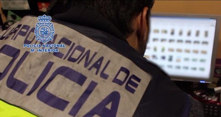 La operación policial ha permitido detener a un individuo en Valladolid