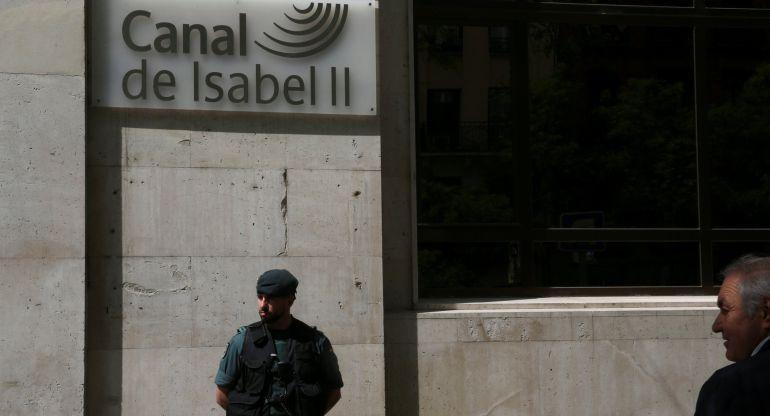 """Dimite el nuevo director Financiero del Canal de Isabel II por """"la fuerte presión"""""""