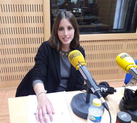 Alba Sánchez, técnico responsable del informe 'Inmigracionalismo 5' en Murcia Acoge.