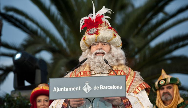 Cabalgata Barcelona: Horarios y recorrido de la cabalgata de Reyes en Barcelona