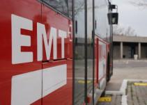 Detenido un conductor de la EMT por masturbarse mientras conducía