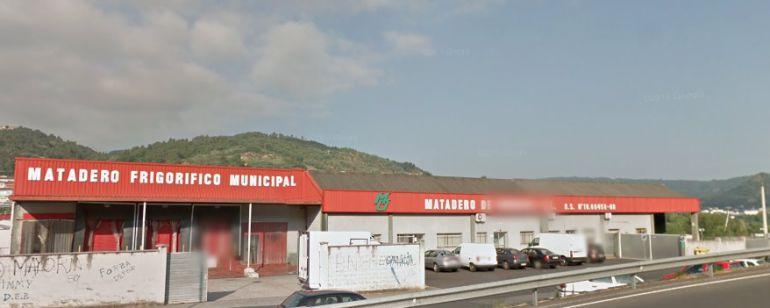 El matadero de Ourense