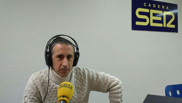 Guillermo Erice, director técnico de Geea Geólogos y presidente de Laseme, Asociación de Empresarios de la Merindad de Estella