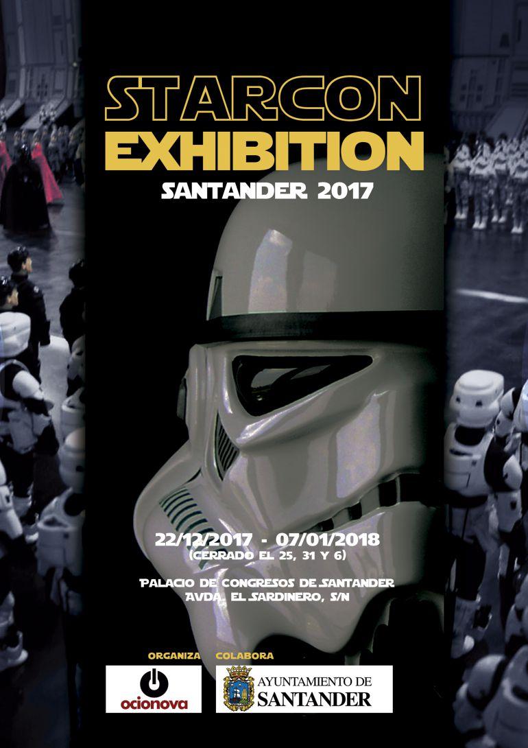 El universo Star Wars llega al Palacio de Exposiciones