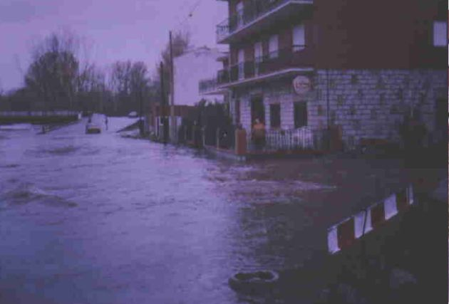 Inundaciones en 2014