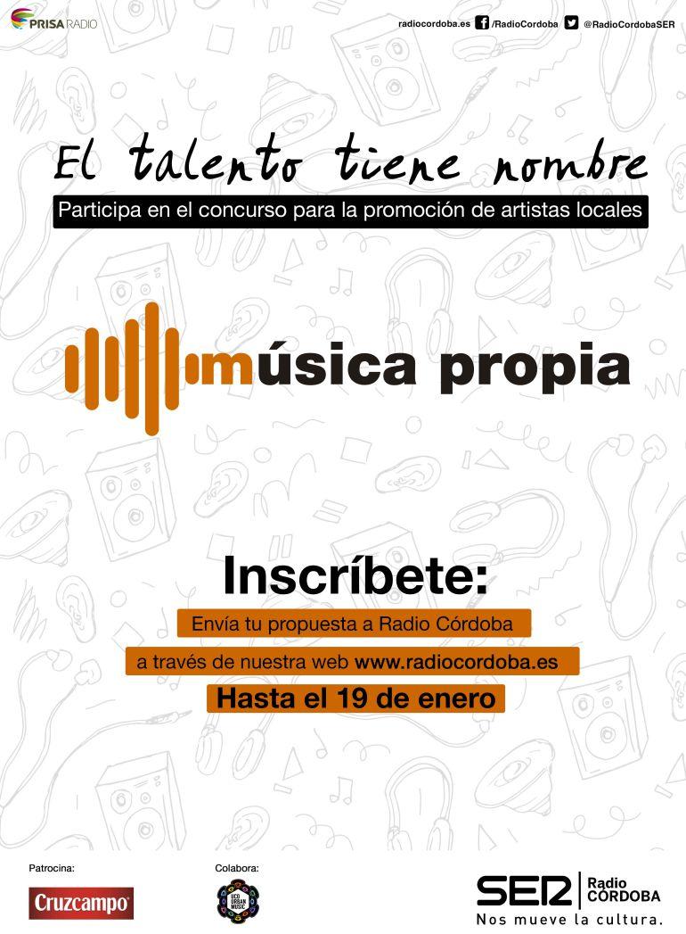 2ª edición del concurso Música Propia