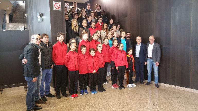 O consello municipal de deportes destina un total de 860.000 euros en axudas a eventos, deportistas e clubs da cidad de Ourense
