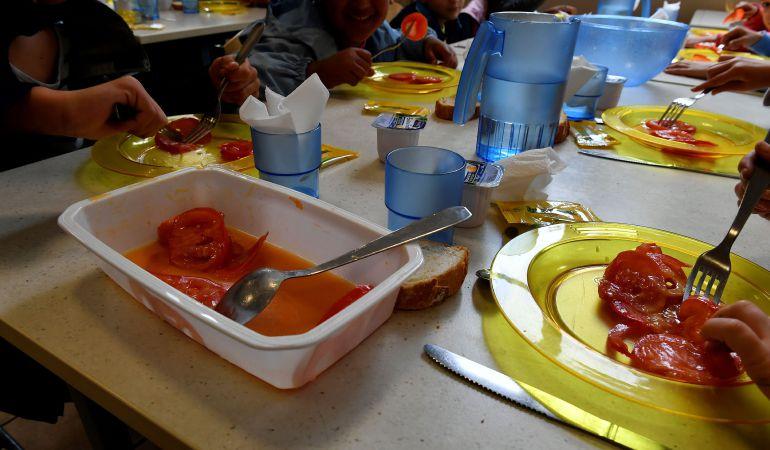 Se triplican los alumnos con becas de comedor | SER Madrid Sur ...