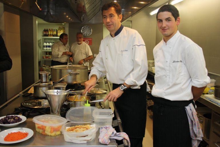 Cocinas de gaztelu leku