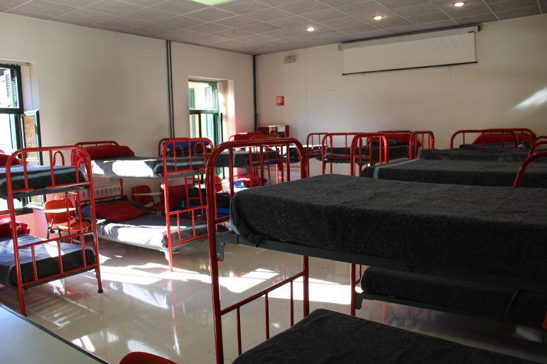 De la mano de Cruz Roja de Irun, el Ayuntamiento ha mejorado las prestaciones de este servicio, ubicado en el Antiguo Hospital