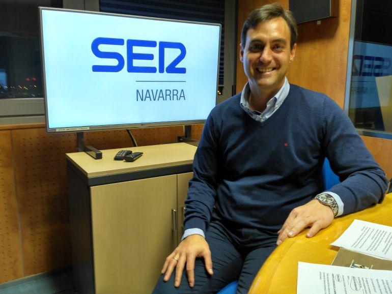 Igor Begiristain, gerente de la planta de CEBI Group en la ciudad mexicana de Puebla.