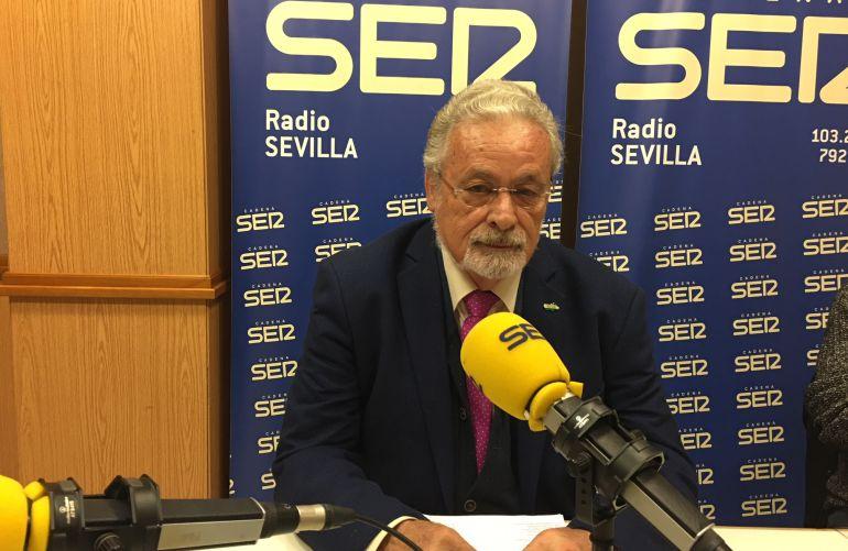 """Maeztu: """"Hace falta una revolución para acabar con la desigualdad en Andalucía"""""""