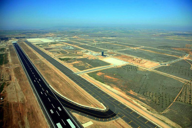 En 2018 se espera la reapertura del aeropuerto de Ciudad Real