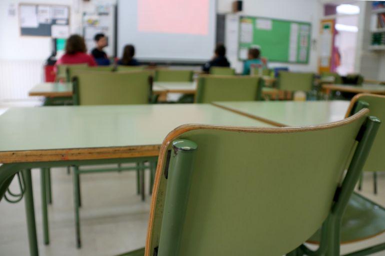 Nova aula d'integració d'alumnes a Girona: Nova aula d'integració d'alumnes a Girona