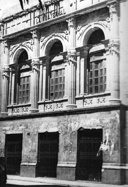 Teatro Cervantes de Cuenca.