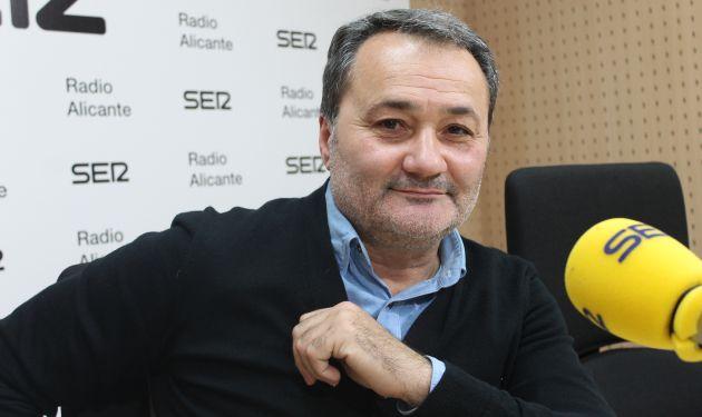 Francesc Sanguino, director del Teatro Principal de Alicante