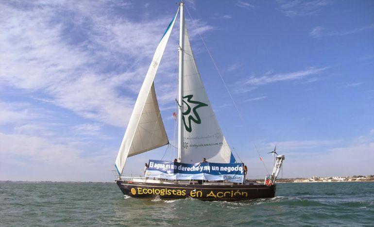 """Luengo: """"Nuestra principal reivindicación es la puesta en marcha del Plan de Gestión del Mar Menor"""""""