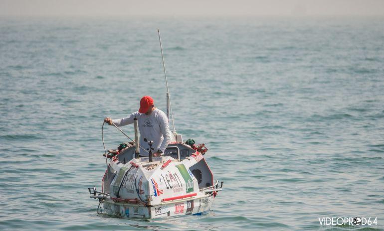 Gullón patrocina una travesía a remo de 4.700 km entre Senegal y Guayana francesa