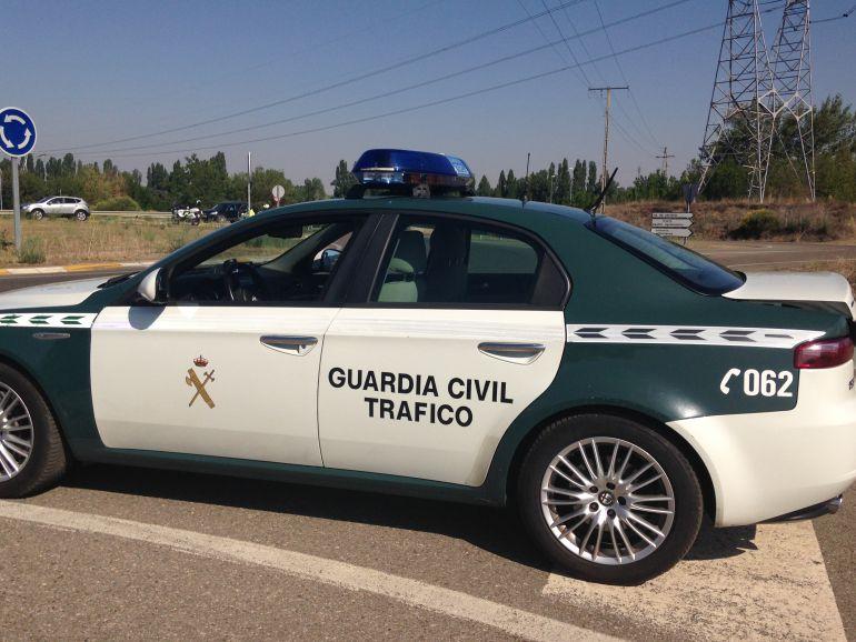 Un herido grave y otro leve en un accidente en la CL-626 en Salinas de Pisuerga