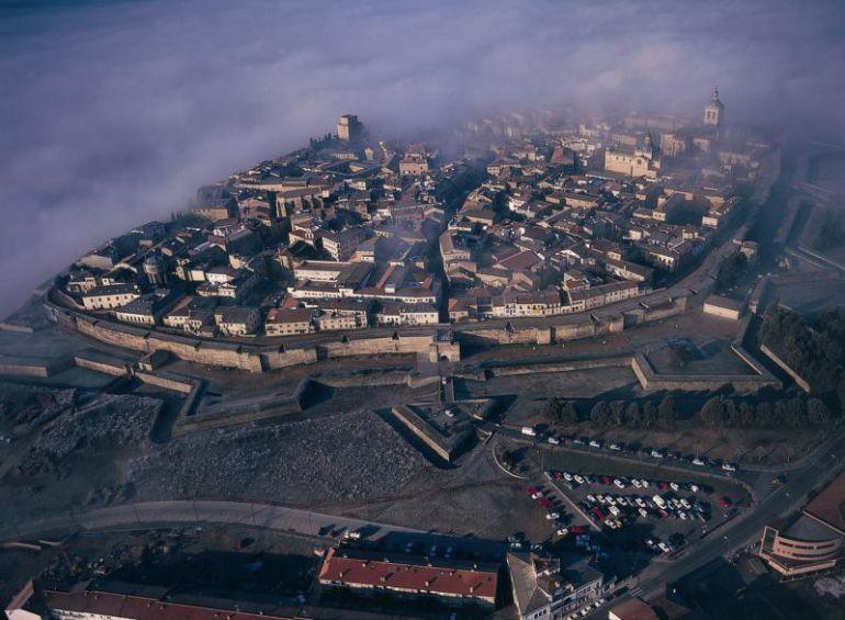 Imagen de Ciudad Rodrigo, vía SalamancaEmociona.