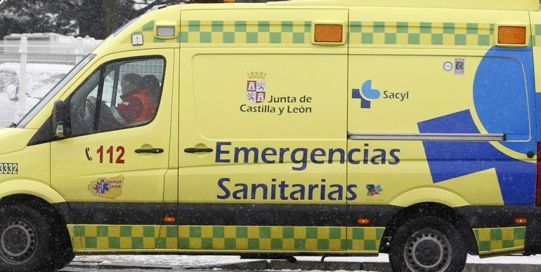 Accidente mortal en San Cebrián de Mazote