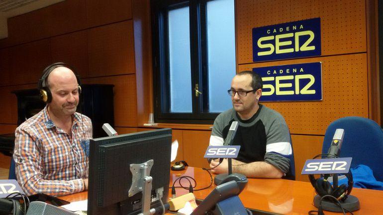 El concejal de Servicios Públicos, Alberto Cubero, en Hoy por hoy Zaragoza