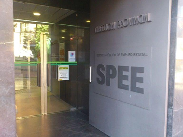 Sede del SEPE en Ávila