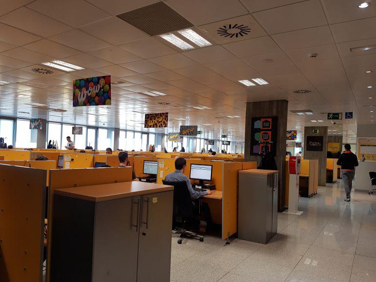 Orange Jazztel emplea en Guadalajara a 1.200 personas