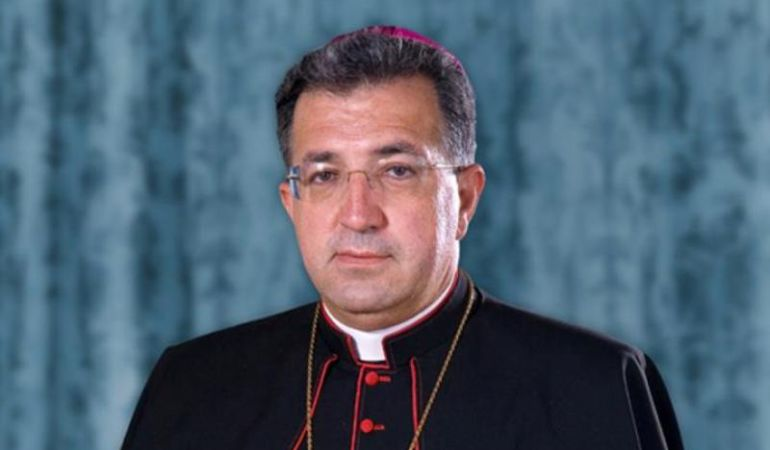García Beltrán se hará cargo del Obispado a finales de febrero