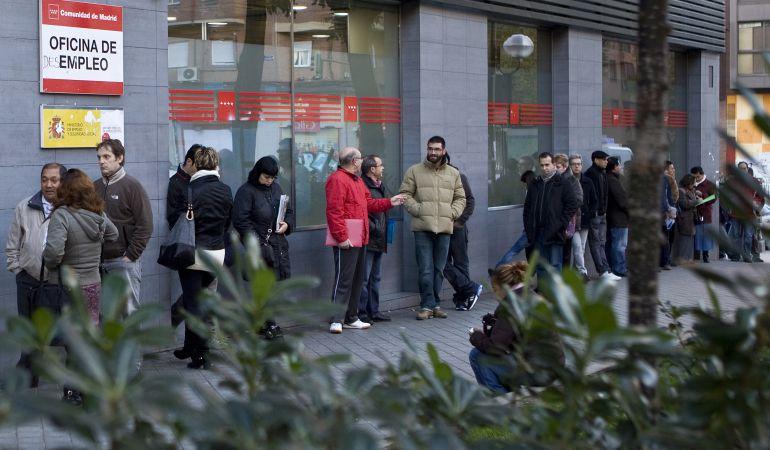El sur de Madrid ha registrado un acusado descenso del paro en 2017