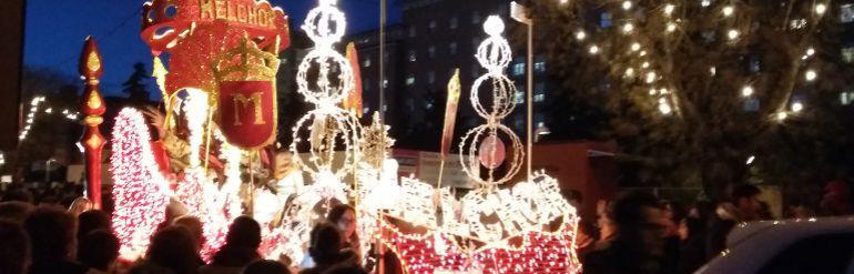 Imagen de archivo de la cabalgata de Reyes de Toledo