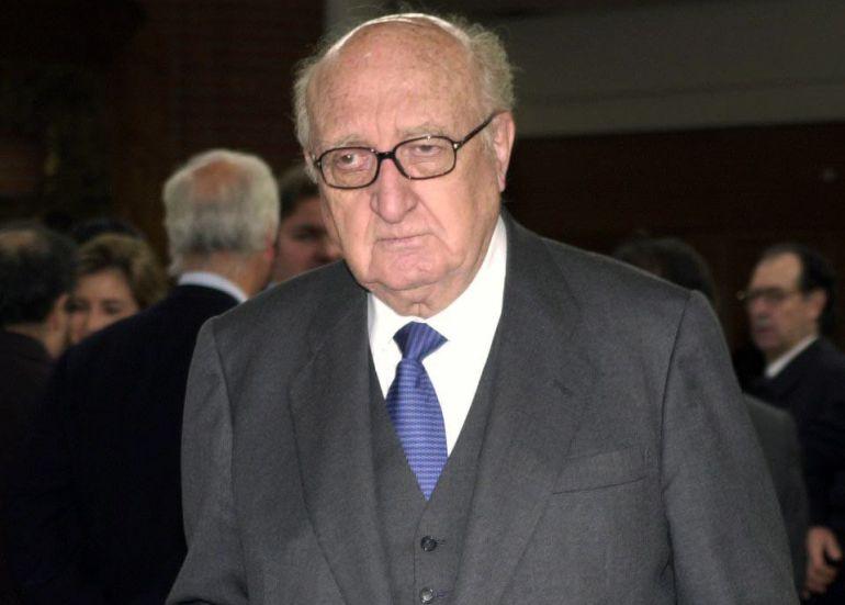 Aurelio Menéndez es una de las figuras imprescindibles de la segunda mitad del Siglo XX en España