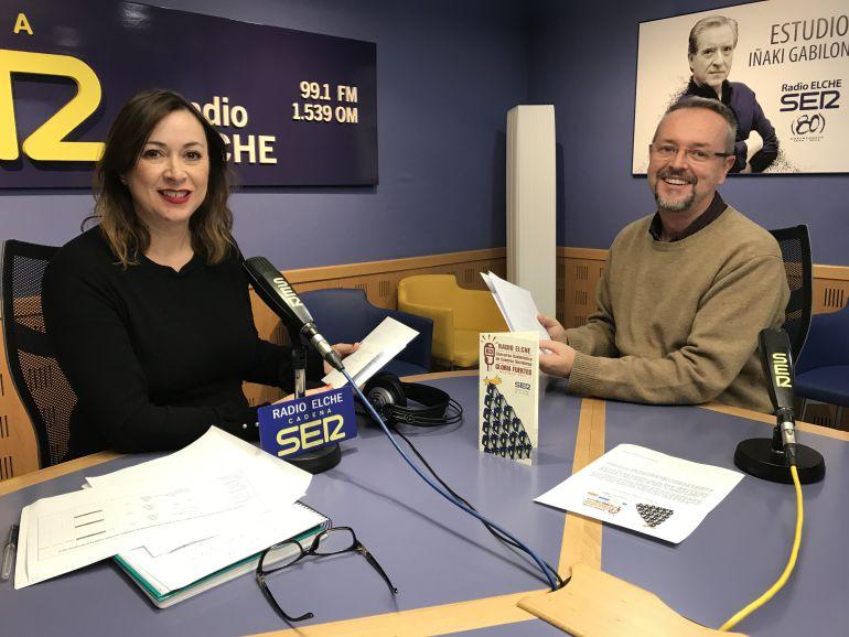 Apertura de plicas cuentos Radio Elche