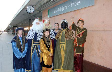 Cabalgata Guadalajara: Horarios y recorrido de la cabalgata de los Reyes Magos en Guadalajara