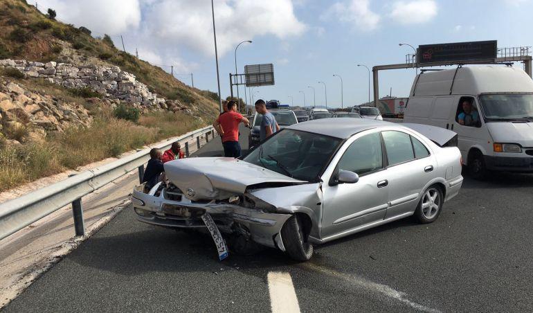 Accidentes de tr fico en m laga las carreteras de m laga - Telefono de trafico en malaga ...