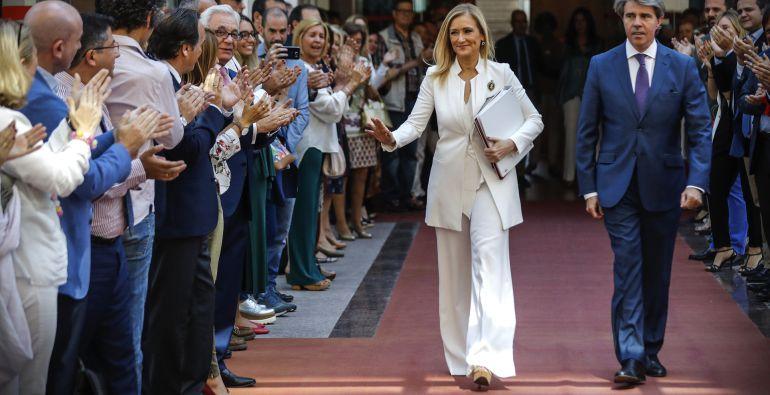 """El PP de Cifuentes abandona la Comisión de Corrupción por los """"insultos"""" recibidos"""