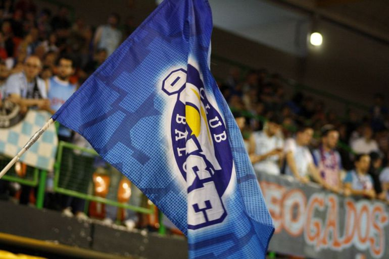 Segunda victoria consecutiva del COB, ante el Huesca en el Pazo, por 73-59