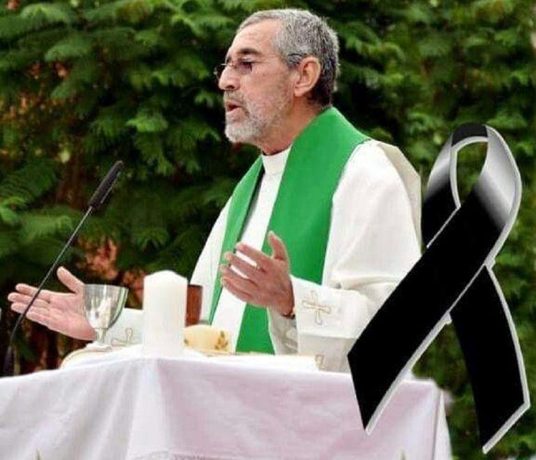 Fallece Fernando Camacho, párroco de La Pañoleta durante cuarenta años