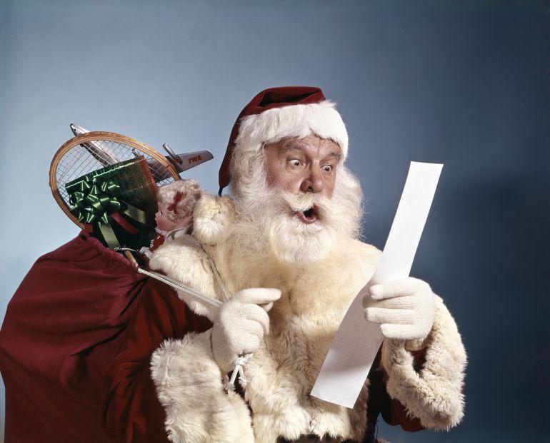 Despedida por revelarle a una niña quién es Papá Noel