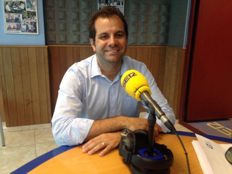 José Antonio Colomar, presidente de la patronal de automoción