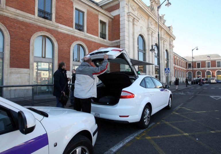 El taxi de Valladolid se abre a los municipios